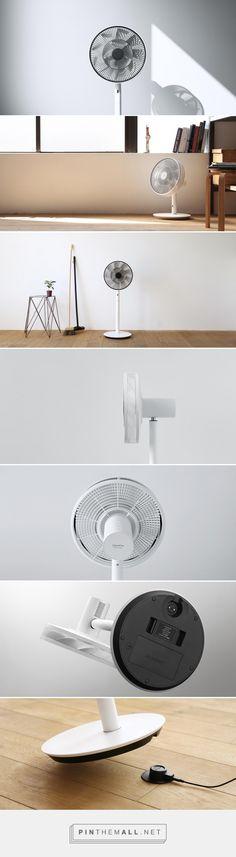 バルミューダ | GreenFan Japan(グリーンファンジャパン)| 自然界の風を再現する扇風機 - created via http://pinthemall.net