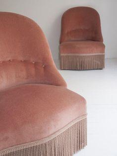 """Résultat de recherche d'images pour """"fauteuil crapaud à franges"""""""