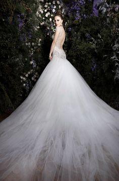 The Lourdes Wedding Dresses Collection By Galia Lahav ~ Glowlicious