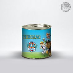 PAW PATROL ΚΟΥΜΠΑΡΑΣ ΔΩΡΑΚΙ ΠΑΡΤΙ – Blade party Paw Patrol, Shot Glass, Tableware, Party, Dinnerware, Tablewares, Parties, Dishes, Place Settings