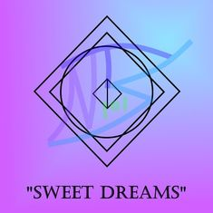 """""""Sweet Dreams"""" Draw this sigil in honey at the bottom of your tea cup before pouring in your tea. (works best with chamomile tea) or Sleep with this under the head of your bed or sewn into your pillow. Magick, Wicca, Pagan, Dream Drawing, Sigil Magic, Alphabet Symbols, Chamomile Tea, Sweet Dreams, Spirituality"""