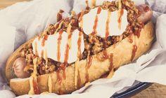 Cheesesteak, Hot Dogs, Cooking, Ethnic Recipes, Food, Kitchen, Essen, Meals, Yemek