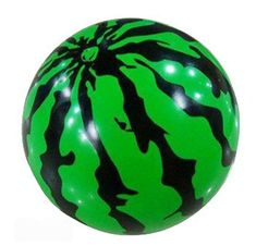 New Kids Inflatable Ball Toy 21CM Plastic Ball Watermelon Ball PVC Ball Child Baby Gifts Puppe Boneca Muneca Juguetes 0247