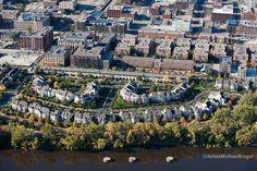 North Loop district of Minneapolis, Minnesota.