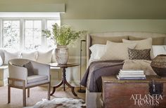 Real Estate Agents and Home Design & Decoration services by House of Valentina will turn your House into a Sellable Home! Bedroom Retreat, Home Decor Bedroom, Master Bedroom, Bedroom Inspo, Bedroom Inspiration, Bedroom Ideas, Atlanta Homes, Atlanta Market, Style Classique