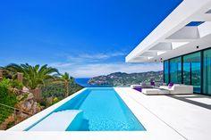 The Loveshack is listed with Engel & Völkers Mallorca at €8.4 million ($9.3 million).
