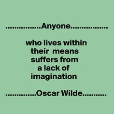 Quote about imagination from Oscar Wilde