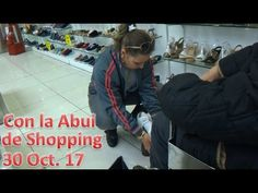 Con la abui de shopping - 30/10/17