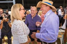 Zara Phillips with husband Mike Tindall at the Pacific Fair Magic Millions Polo in Queensland, Australia.