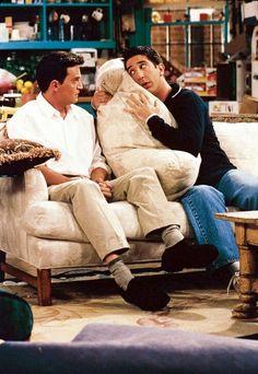 I love Ross's face in this scene....so funny