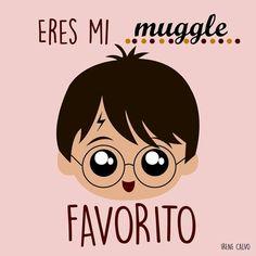Eres Mi Muggle Favorito