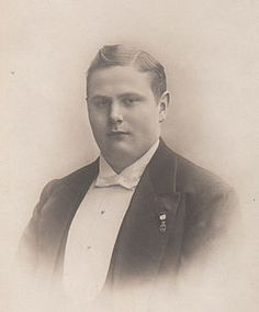 Grandchild of Christian IX - Prince Gustav of Denmark and Iceland – was the seventh child and fourth son of Frederick VIII of Denmark and his wife, Princess Louise of Sweden and Norway. Prince Gustav remained unmarried and had no children. Princess Louise, Princess Alexandra, Prince And Princess, Constantine Ii Of Greece, The Queens Children, Christian Ix, Royal Families Of Europe, Maria Feodorovna, Queen Margrethe Ii
