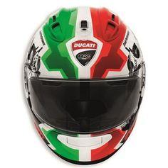 Ducati Corse V2 Full-Face Helmet Front.jpg