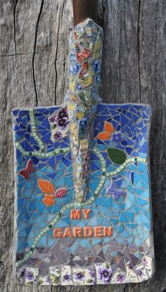 Garden Art Projects | ... Supplier for Mosaic Tiles & Supplies. Learn Mosaic Art Craft with us