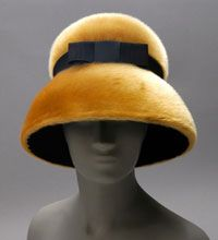 Philadelphia Museum of Art - Collections Object : Woman's Hat, 1959