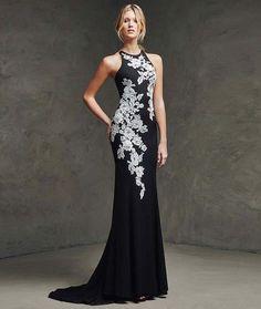 catalogo de vestidos de noche bonitos