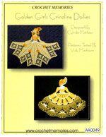 Golden Girls Crinoline Doilies Pattern Pack