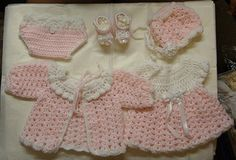 Baby crochet for 3 & 4 & 5 months