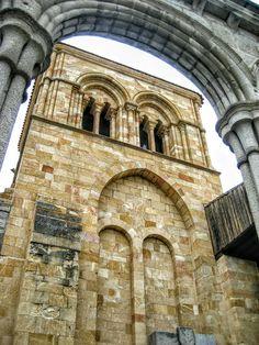 Basílica de San Vicente( Ávila/España).