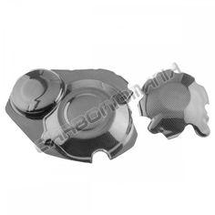 Kit protezioni carter motore in carbonio Honda CB 1000 R 2008 2013 - cod. MCH045