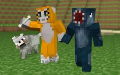 Squid and stampy