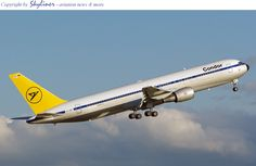 Condor Boeing 767-300 Retro-Lackierung
