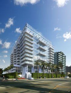 Beach House Condominium – Richard Meier & Partners Architects