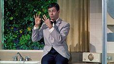 """Jerry Lewis in """"Cinderfella"""" (Frank Tashlin, 1960)"""