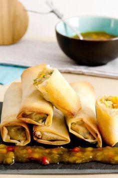 Recetas para veganos Hcg Diet Recipes, Raw Food Recipes, Veggie Recipes, Asian Recipes, Mexican Food Recipes, Vegetarian Recipes, Cooking Recipes, Healthy Recipes, Aperitivos Vegan