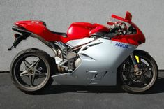 "Okay, so the MV Agusta F4 is on my short list of ""must own"" bikes. The 1000's are fairly common, but somehow I'm paranoid those extra 250cc's will be the..."