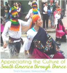 Appreciating the Culture of South America Through Dance