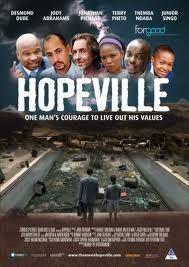 Hopeville #poster