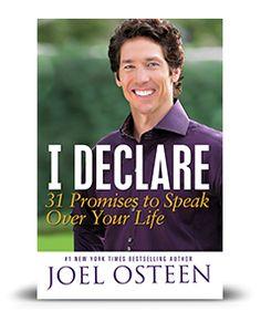 """Joel Osteen """"I Declare"""""""