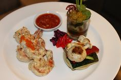 Seafood cuisine for seafood lover..  Book your Cuisine with us at www.theroyalsantrian.com email. : info@theroyalsantrian.com  Luxury Beach Villa, Tanjung Benoa Bali,Indonesia