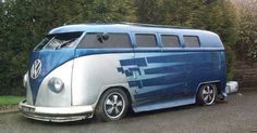 Cool VW bus