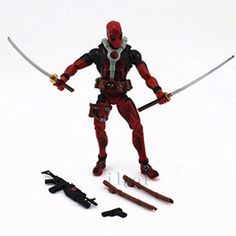 #Christmas Other Information Hasbro DEADPOOL Action Figure Marvel Universe X-Men Origins Comic Series Toy 6 for Christmas Gifts Idea Sale . Ones baby 's  jaws drops after they discovered fresh  Christmas Toys. It appears that his / her appeal regarding Christmas Toys can be in-born. Possibly for the reason that Christmas Toys fulfill hi...