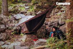 #Campion_Camping Hennessy Hammock 캠피언 오토캠핑, 계곡캠핑 떠나기, 헤네시해먹, Model by 모건