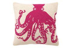 Octopus Pillow