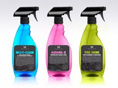 household cleaning product labels | Packaging of the World: Creative Package Design Archive and Gallery: Croftgate USA