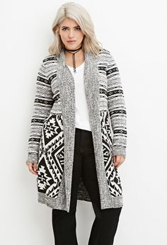 Broaden your wardrobe with Forever 21 plus size tops! Browse short and long sleeve, graphic tees, bralettes, and button-down plus size tops for women! Plus Size Shorts, Plus Size Tops, Plus Size Outfits, Plus Size Womens Clothing, Plus Size Fashion, Size Clothing, Forever 21, Shop Forever, Short Sleeve Cardigan
