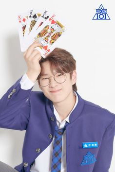The fourth instalment of South Korea's most phenomenal reality survival show, 'Produce Produce X Mnet's latest boy group survival show - trainees' p. New Music, Boy Bands, Boy Groups, Playing Cards, Survival, Entertaining, Produce 101, Boys, Wattpad