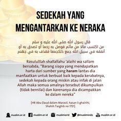 niat baik saja tidak cukup...... (fanspage muslim.or.id)