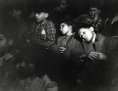 Slightly Creepy Photos of New York Moviegoers from the Weegee Weegee Photography, Go To The Cinema, Berenice Abbott, Creepy Photos, Famous Photographers, Make Photo, Series Movies, Historical Photos, Short Film