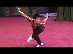 Wushu eagle style