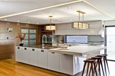 Another kitchen design