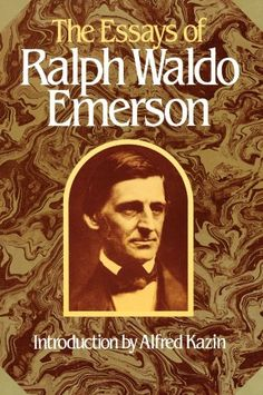 rw emerson essay friendship
