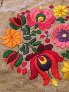 Does Embroidery Floss Get Old whenever Crewel Embroidery Kits Modern before Embroidery Thread Hs Code Embroidery Designs, Crewel Embroidery Kits, Hungarian Embroidery, Embroidery Needles, Learn Embroidery, Machine Embroidery, Mexican Embroidery, Embroidery Supplies, Bordado Floral