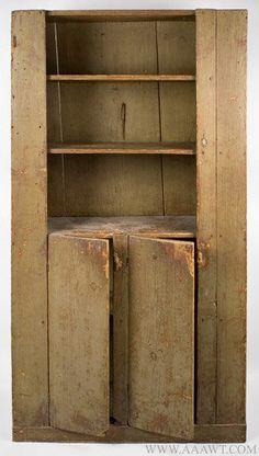 Antique Furniture_Cupboards, Built-in Cupboards, Corner Cupboards