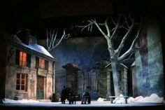 Sarasota Opera (Florida) la producción de La Bohème, 2006