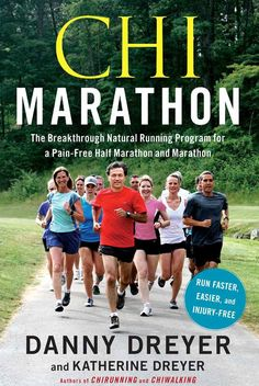 Chi Marathon, by Danny Dreyer. #running #marathon #books